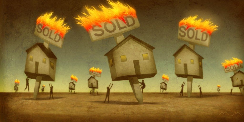 real-estate-on-fire